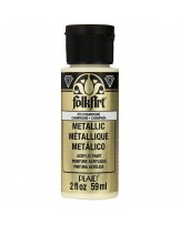 Champagne 59 ml colore acrilico metallizzato PLAID 675