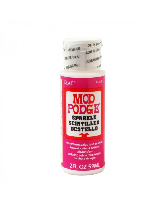 collla con brillantini 59 ml Mod Podge Sparkle