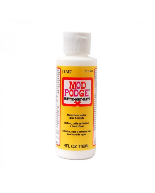 collla e vernice opaca 118 ml Mod Podge Matte Finish
