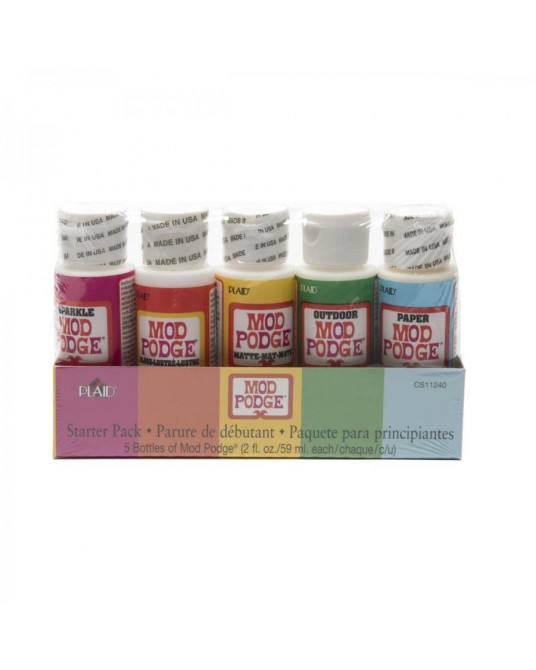 kit colle decoupage 5 pz da 59 ml