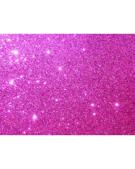 ciclamino gomma crepla fommy glitter  60x40 h 2 mm