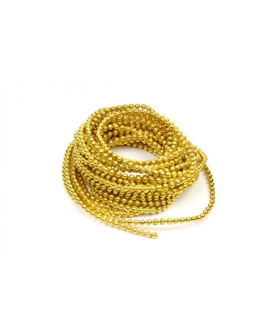 catena oro 3 mm 5 metri
