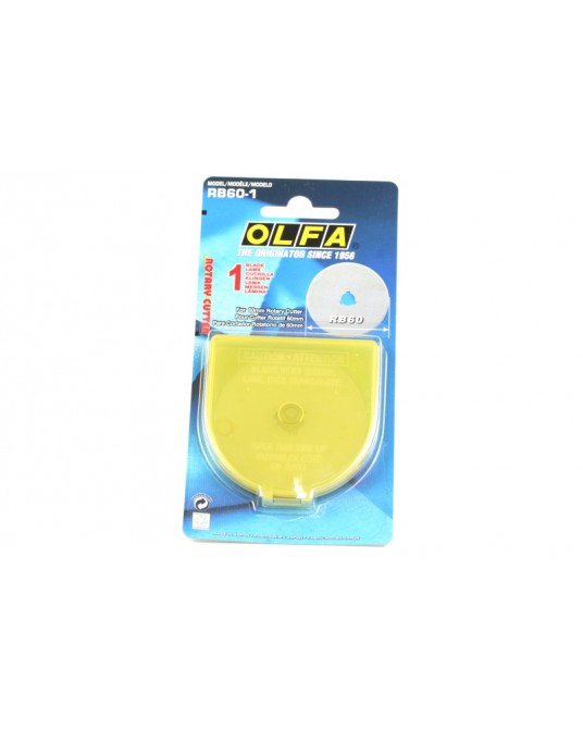 ricambio lama  Professional Rotary cutter RTY-2/G 60 mm