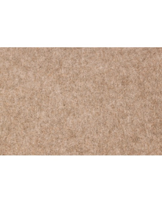 feltro 3mm marroncino melange cm 50x70