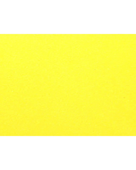 gomma eva giallo cm 30x40 h 2 mm moosgummi, fommy