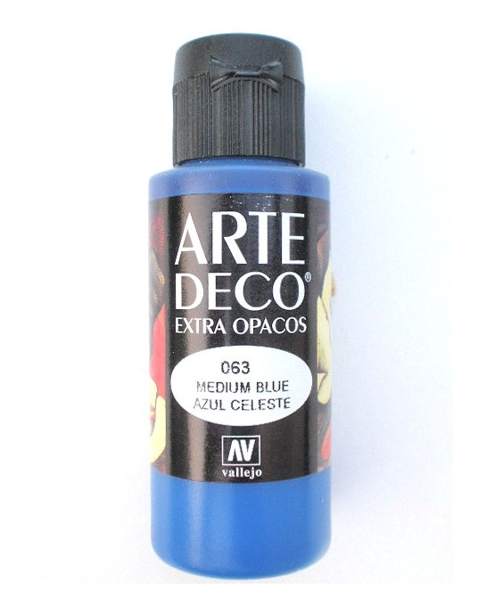 Colore acrilico 60 ml bluette