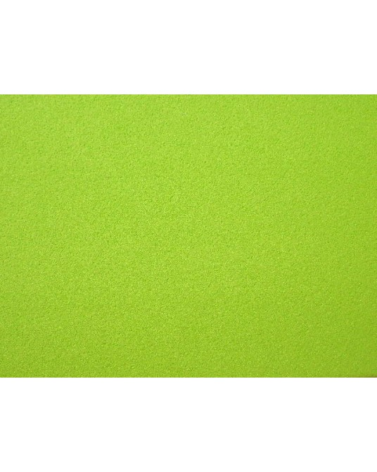 gomma eva verde lime cm 60x40 h 2 mm moosgummi, fommy