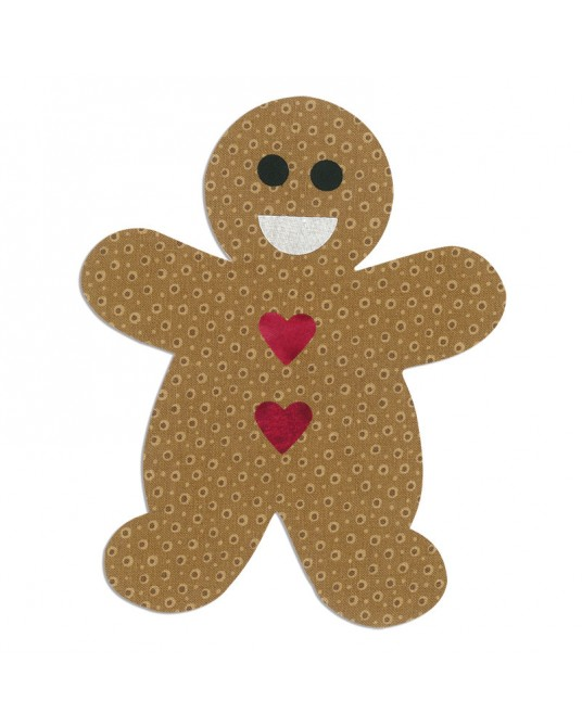 Fustella per Big Shot gingerbread 660176